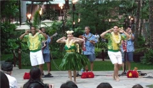 ハワイの噂・裏技・裏話_フラダンス