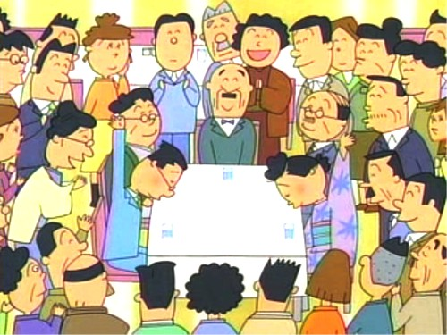 漫画・アニメ・キャラクターの噂・裏技・裏話_サザエさんとマスオさんはお見合い結婚