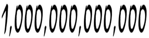 数字の噂・裏技・裏話_数字を3桁ごとにカンマ区切りする理由