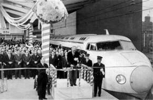 乗り物の噂・裏技・裏話_1964年に新幹線開業