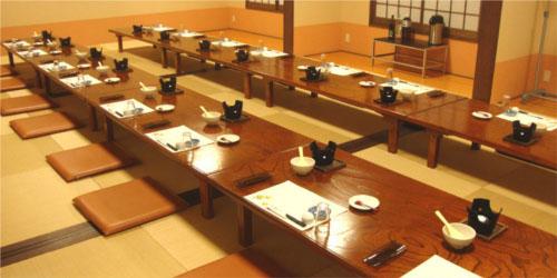 ショップ・レストランの噂・裏技・裏話_居酒屋のお座敷があまり人気がない理由