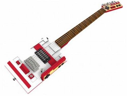 おもしろ画像の噂・裏技・裏話_ファミコンみたいなギター