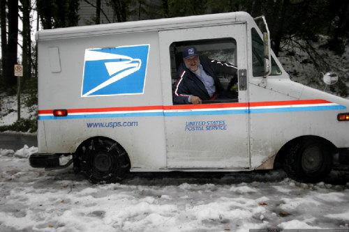 乗り物の噂・裏技・裏話_アメリカの郵便配達の車は右ハンドル