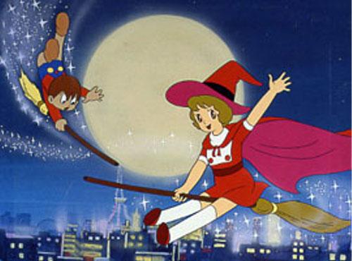 漫画・アニメ・キャラクターの噂・裏技・裏話_魔法使いサリーは当初サニーだった
