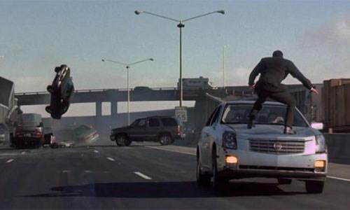 メディアの噂・裏技・裏話_マトリックス・リローデッドの高速道路は撮影の為に建設された