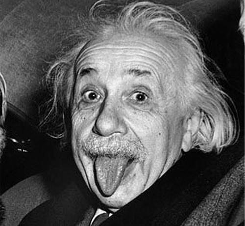 歴史・偉人の噂・裏技・裏話_アインシュタインは7歳まで文字が読めなかった
