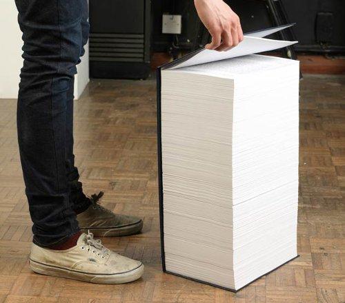 ITの噂・裏技・裏話_Wikipediaを本にするとどのくらいの厚さになるのか