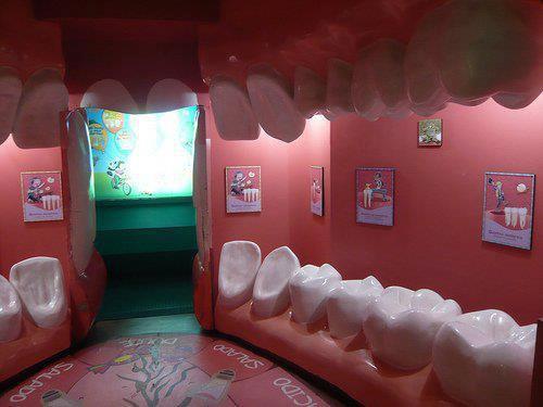 おもしろ画像の噂・裏技・裏話_内装に凝り過ぎた歯医者