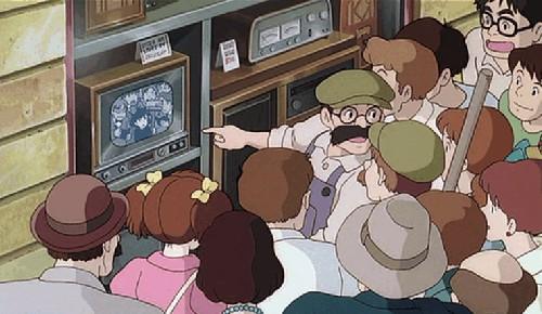 漫画・アニメ・キャラクターの噂・裏技・裏話_魔女の宅急便に出演する宮崎駿