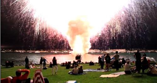 海外の噂・裏技・裏話_20,000発の花火がわずか15秒で打ち上がってしまったハプニング