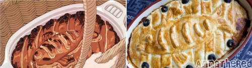 漫画・アニメ・キャラクターの噂・裏技・裏話_ジブリの料理が現実世界で再現された
