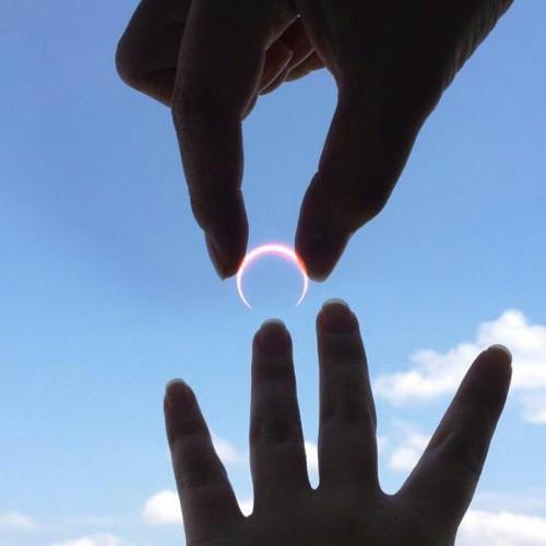 びっくり仰天な噂・裏技・裏話_金環日食で作った婚約指輪