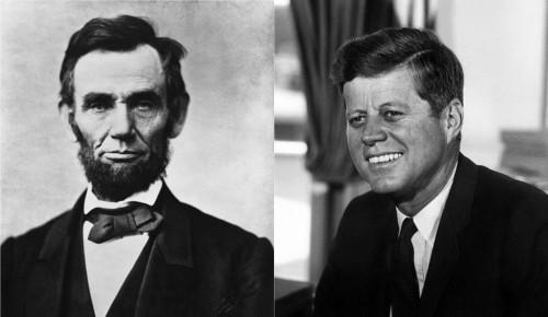 歴史・偉人の噂・裏技・裏話_リンカーンとケネディの共通点