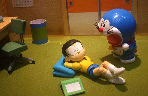 漫画・アニメ・キャラクターの噂・裏技・裏話_のび太の睡眠は世界記録レベル