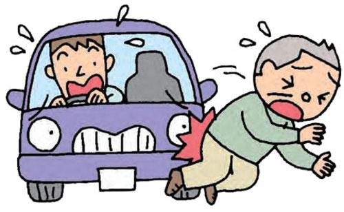乗り物の噂・裏技・裏話_年間どれくらい交通事故が起きているのか