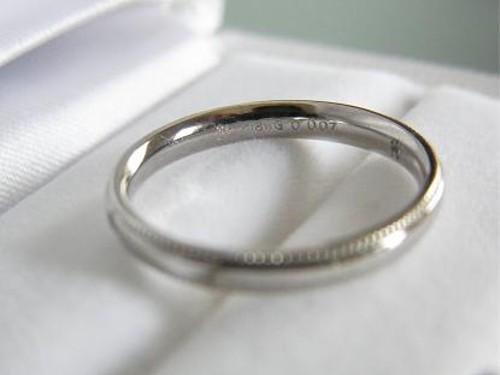 冠婚葬祭の噂・裏技・裏話_なぜ結婚では指輪をプレゼントするのか