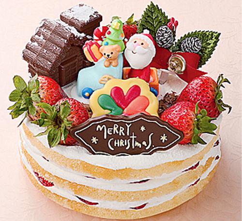 食べ物の噂・裏技・裏話_世界各国のクリスマスケーキ