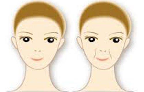 美容の噂・裏技・裏話_ほうれい線が1cm長くなると6歳老ける