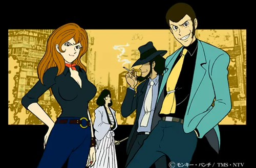 漫画・アニメ・キャラクターの噂・裏技・裏話_ルパン三世のモデルとなったアニメはトムとジェリー