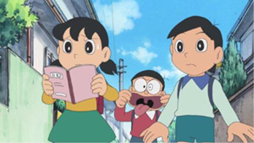 漫画・アニメ・キャラクターの噂・裏技・裏話_出木杉君は小学生なのにアルバイトしていた