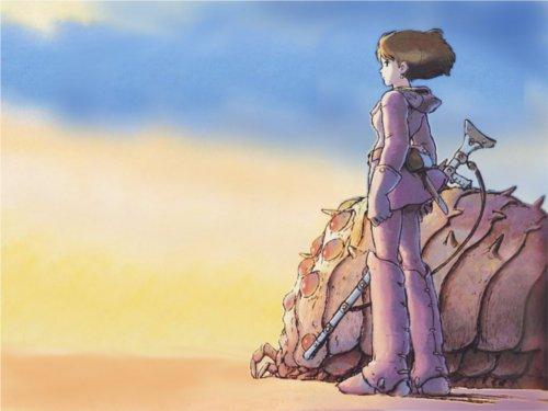 漫画・アニメ・キャラクターの噂・裏技・裏話_風の谷のナウシカはジブリ作品じゃなかった