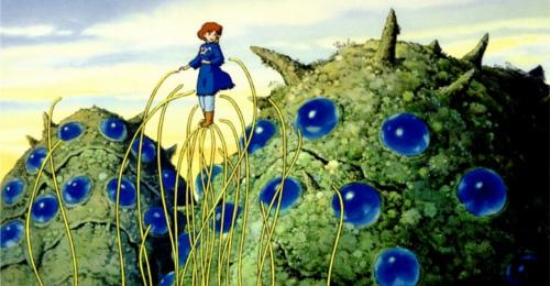 漫画・アニメ・キャラクターの噂・裏技・裏話_風の谷のナウシカに登場するオームの鳴き声は布袋寅泰のギター