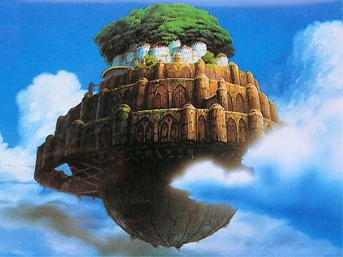 漫画・アニメ・キャラクターの噂・裏技・裏話_天空の城ラピュタのモデルとなったのは産業革命時のヨーロッパ