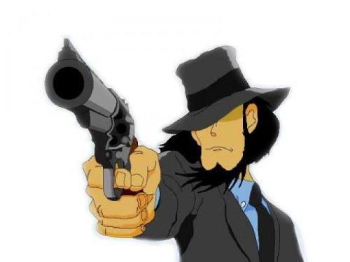 漫画・アニメ・キャラクターの噂・裏技・裏話_ルパン三世に登場する次元大介は帽子がないと銃が下手くそ