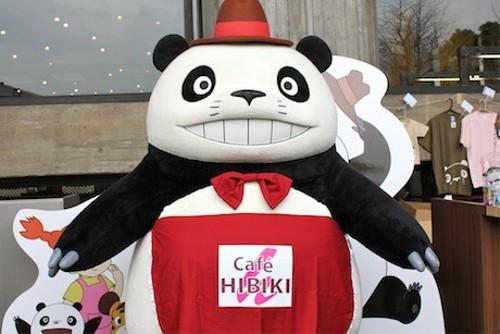 漫画・アニメ・キャラクターの噂・裏技・裏話_上野にパンダコパンダの期間限定カフェがオープン