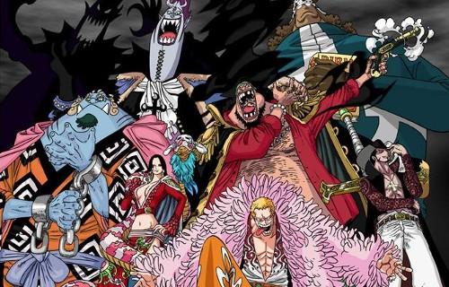 漫画・アニメ・キャラクターの噂・裏技・裏話_王下七武海のメンバーには動物の名前が入っている
