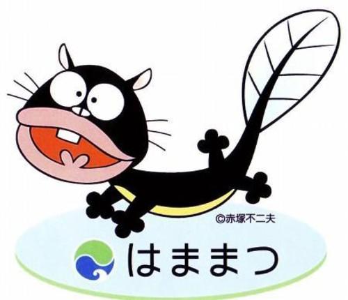 漫画・アニメ・キャラクターの噂・裏技・裏話_ウナギイヌは静岡県浜松市のマスコットキャラクターだった