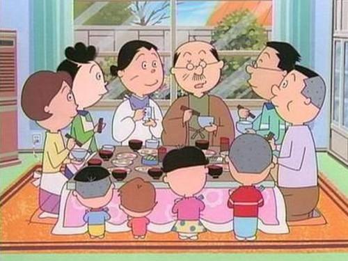漫画・アニメ・キャラクターの噂・裏技・裏話_磯野家の家電は東芝製
