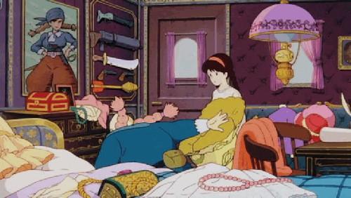 漫画・アニメ・キャラクターの噂・裏技・裏話_ラピュタでドーラとシータは親子となっていたかもしれない