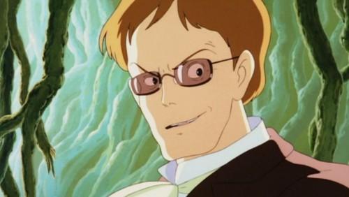 漫画・アニメ・キャラクターの噂・裏技・裏話_ムスカは当初根津甚八が声優を務める予定だった