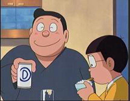 漫画・アニメ・キャラクターの噂・裏技・裏話_のび太パパには絵の才能がある