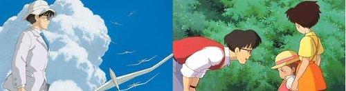 漫画・アニメ・キャラクターの噂・裏技・裏話_風立ちぬの二郎がサツキとメイの父親に似ている