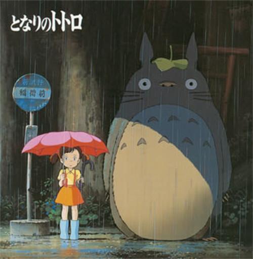 漫画・アニメ・キャラクターの噂・裏技・裏話_となりのトトロのポスターの女の子は誰なのか