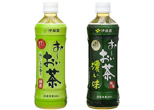 食べ物の噂・裏技・裏話_日本で一番売れている緑茶はお〜いお茶