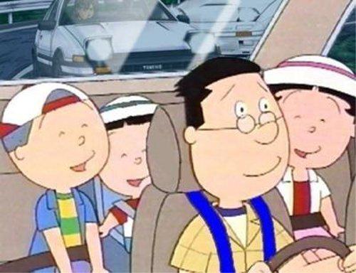 漫画・アニメ・キャラクターの噂・裏技・裏話_磯野家で唯一運転免許証を持っているのはマスオ