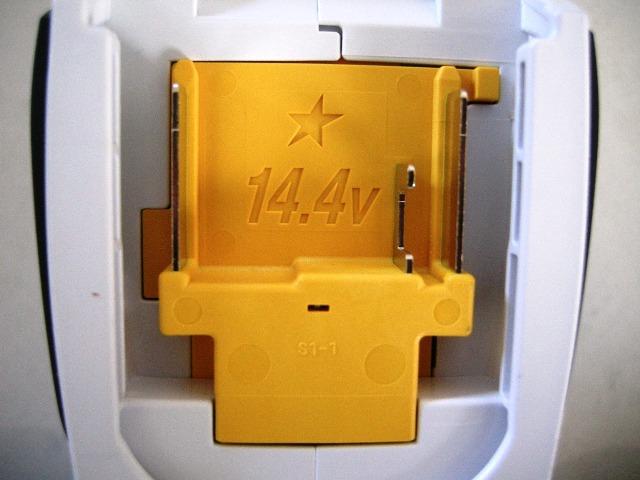 マキタ CL141FDの差込口