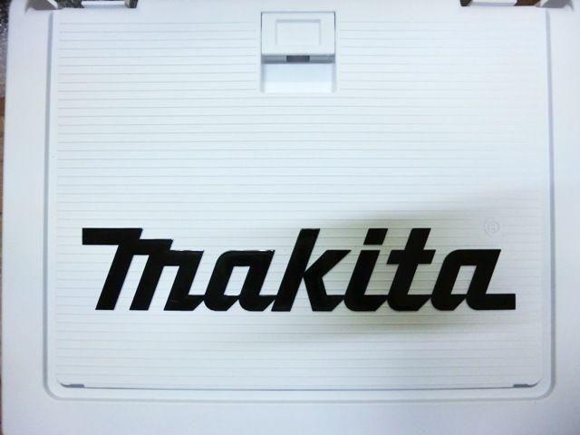 マキタTD136,TD137,TD147,TD148標準付属ケース