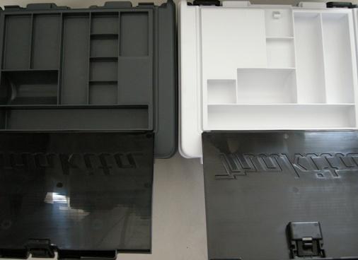 マキタ TD133,TD134ケース比較