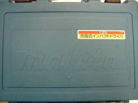 マキタ 12V 6919D用ケース