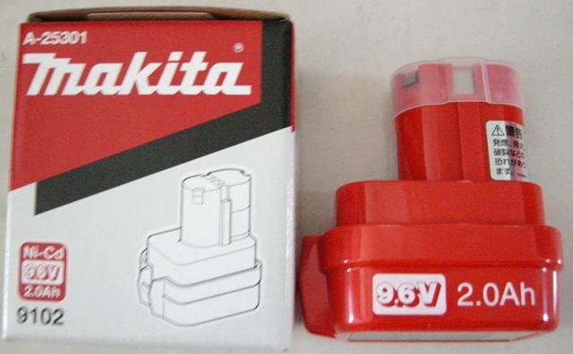 マキタ バッテリ9102