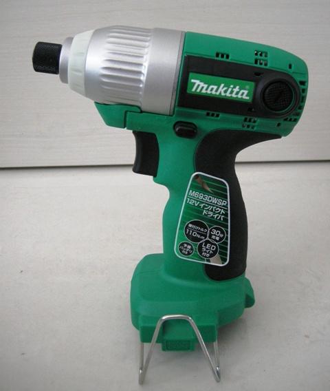 マキタ 12VインパクトドライバM693