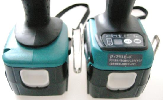 マキタ 4モードインパクトドライバ TP130D,TP131D