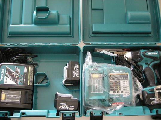 マキタ 4モードインパクトドライバ用ケース TP130D,TP131D