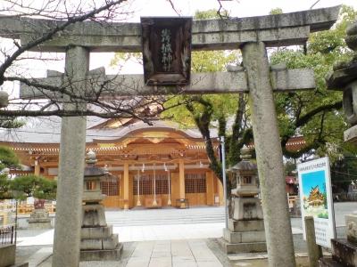 岸城神社1