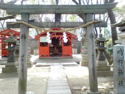 生国魂神社9