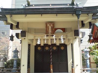 坐摩神社6